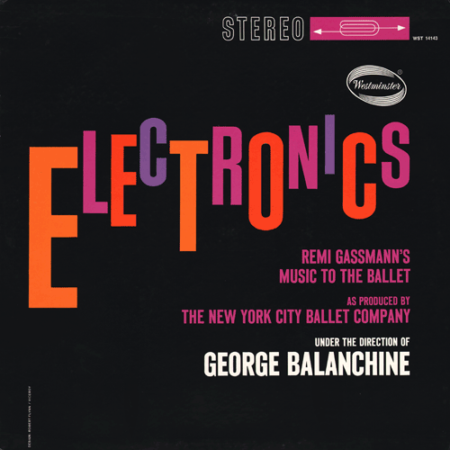 A Shrine to Minimal Vintage Album Cover Design: p33_electronics.png