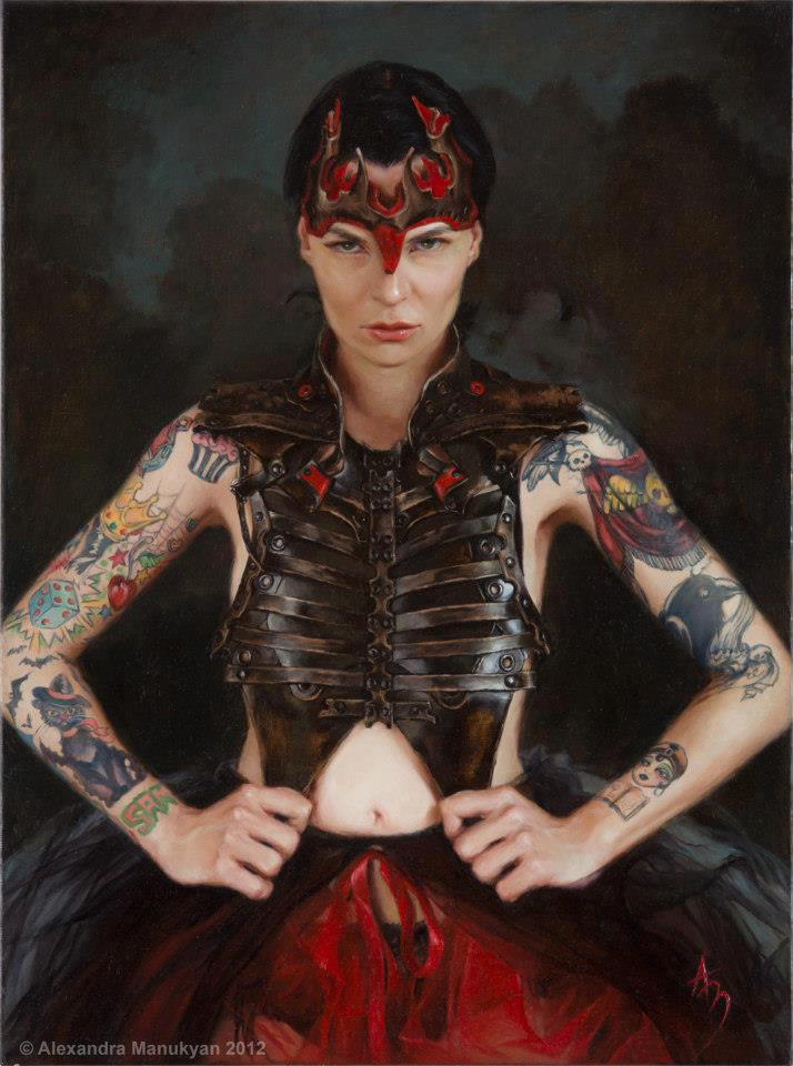 The Paintings of Alexandra Manukyan: tumblr_n4all7pV1m1qbc9oso4_1280.jpg