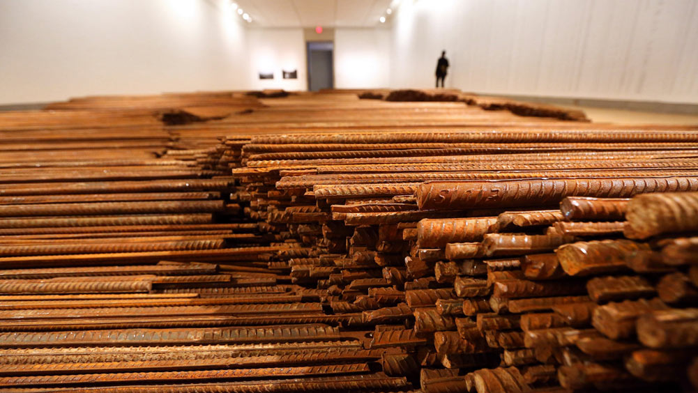 Ai Weiwei: According to What? @ Brooklyn Museum: Juxt