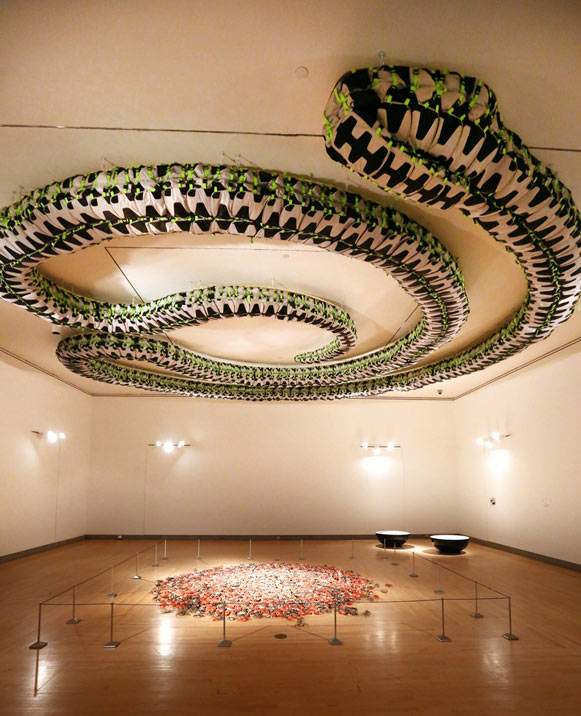 Ai Weiwei: According to What? @ Brooklyn Museum: Juxtapoz-AiWeiWei013.jpg