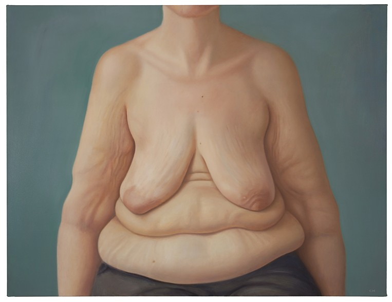 "Best of 2014: Clarity Haynes' ""The Breast Portrait Project: JuxtapozClarityHaynes01.jpg"