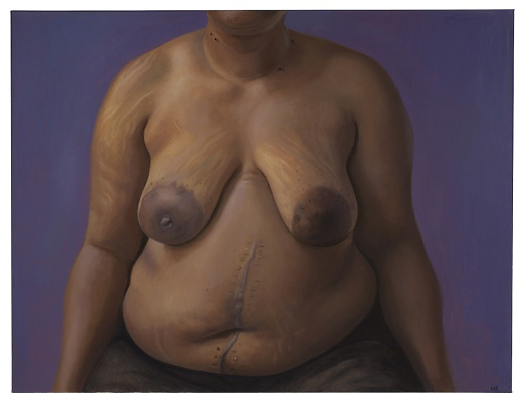 "Best of 2014: Clarity Haynes' ""The Breast Portrait Project: JuxtapozClarityHaynes02.jpg"