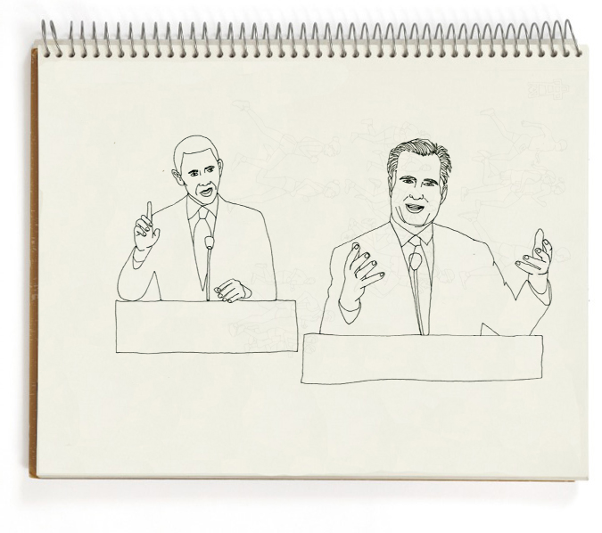 Illustrations by Julia Rothman: debates.jpg