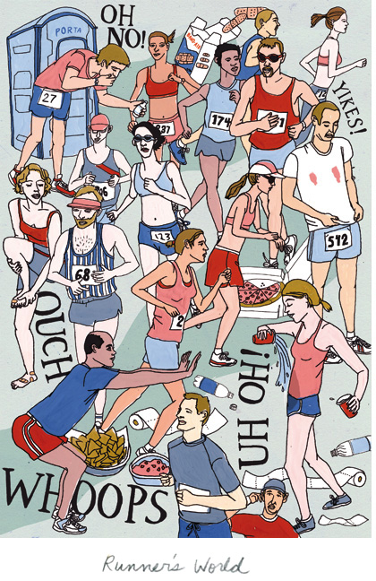 Illustrations by Julia Rothman: runner.jpg