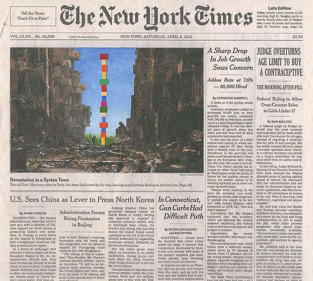 "Fred Tomaselli ""Current Events"" @ James Cohan Gallery: Juxtapoz-Tomaselli008.jpg"