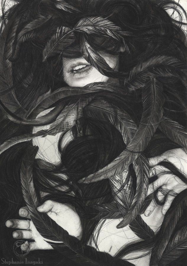 The Work of Stephanie Inagaki: JuxtapozStephanieInagaki05.jpg