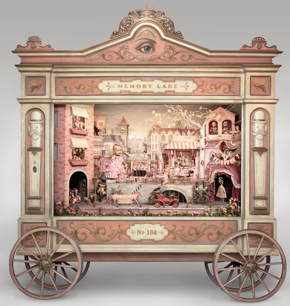 Mark Ryden, The Gay 90's: West @ Kohn Gallery: Juxtapoz-MarkRyden000.jpg