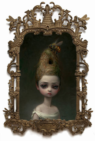 Mark Ryden, The Gay 90's: West @ Kohn Gallery: Juxtapoz-MarkRyden001.jpg