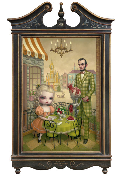 Mark Ryden, The Gay 90's: West @ Kohn Gallery: Juxtapoz-MarkRyden002.jpg