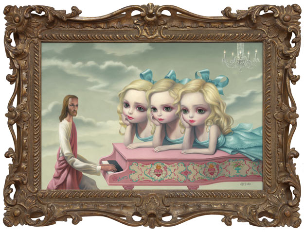 Mark Ryden, The Gay 90's: West @ Kohn Gallery: Juxtapoz-MarkRyden003.jpg