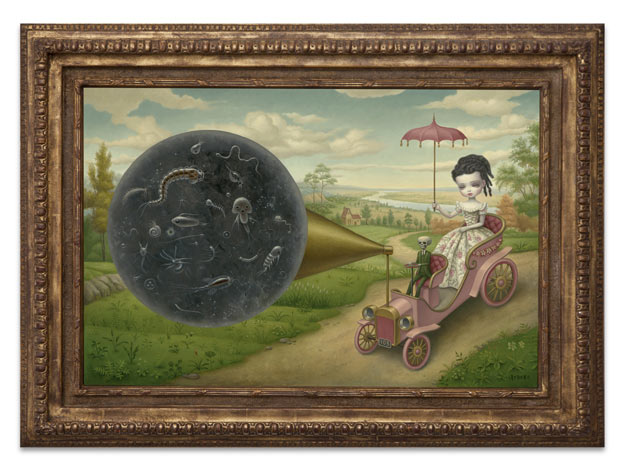 Mark Ryden, The Gay 90's: West @ Kohn Gallery: Juxtapoz-MarkRyden004.jpg