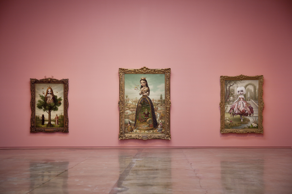 Mark Ryden, The Gay 90's: West @ Kohn Gallery: Juxtapoz-MarkRyden006.jpg