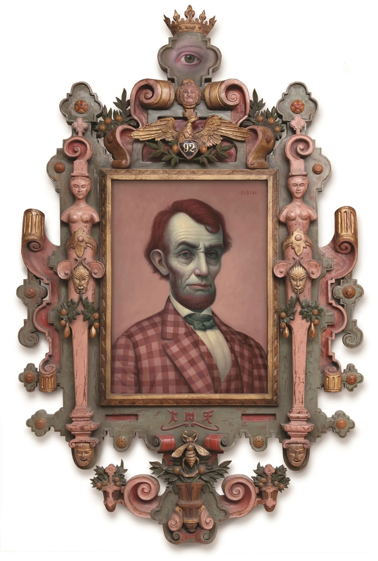 Mark Ryden, The Gay 90's: West @ Kohn Gallery: Juxtapoz-MarkRyden011.jpg