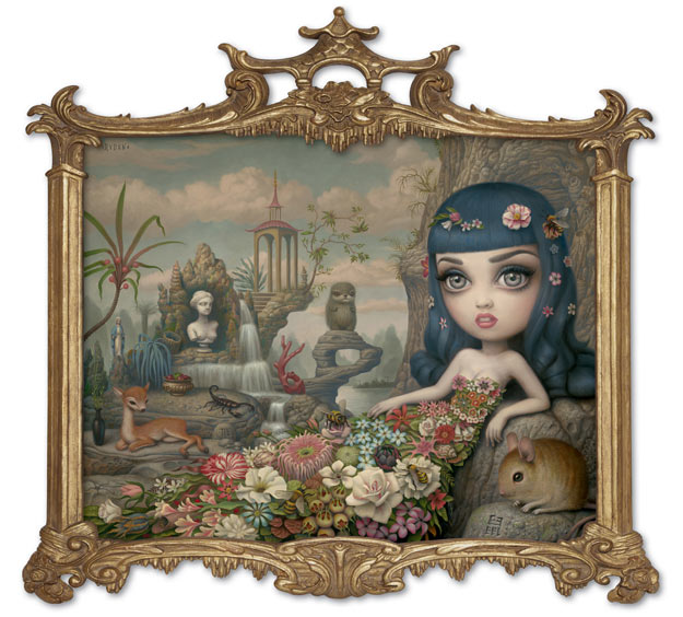 Mark Ryden, The Gay 90's: West @ Kohn Gallery: Juxtapoz-MarkRyden012.jpg