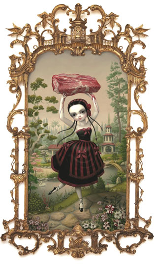 Mark Ryden, The Gay 90's: West @ Kohn Gallery: Juxtapoz-MarkRyden013.jpg