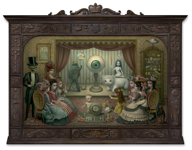 Mark Ryden, The Gay 90's: West @ Kohn Gallery: Juxtapoz-MarkRyden015.jpg