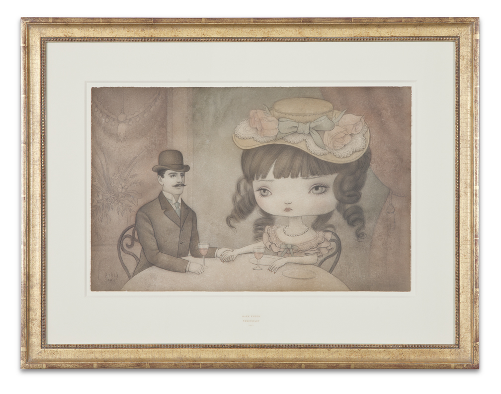 Mark Ryden, The Gay 90's: West @ Kohn Gallery: Juxtapoz-MarkRyden017.jpg
