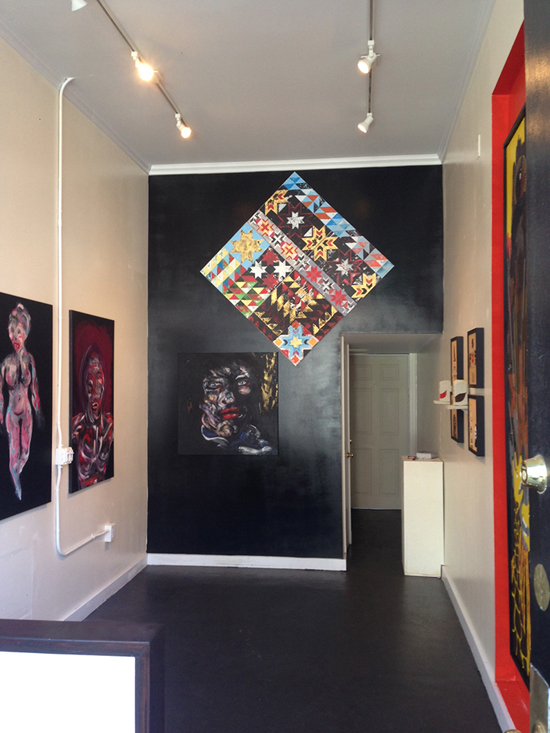 New work by Bill Dunlap & Jake Watling @ Nowheresville Gallery, SF: with_skulls_0.jpg