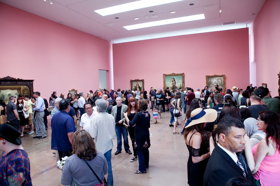 "Opening: Mark Ryden ""The Gay 90s: West"" @ Kohn Gallery, LA: r-1.jpg"