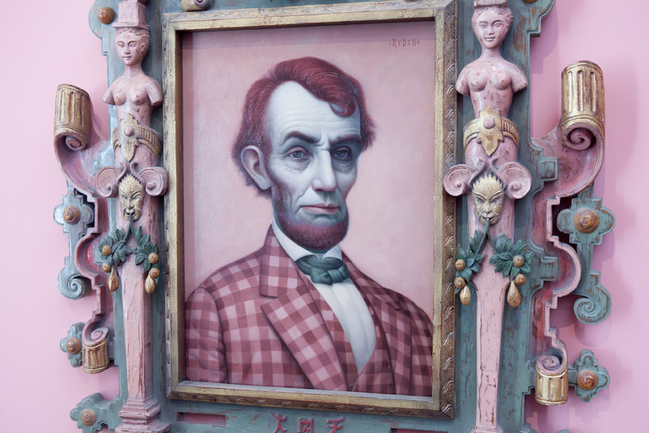 "Opening: Mark Ryden ""The Gay 90s: West"" @ Kohn Gallery, LA: r-14.jpg"