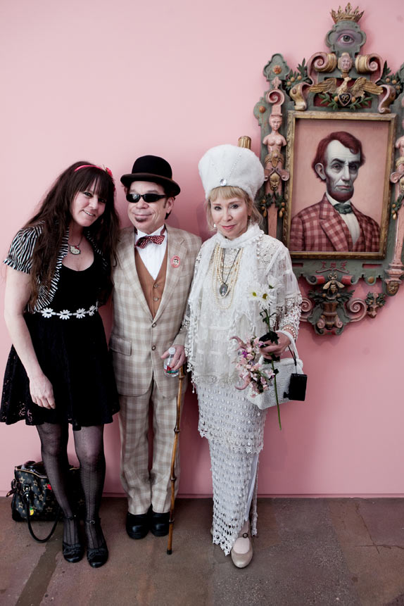 "Opening: Mark Ryden ""The Gay 90s: West"" @ Kohn Gallery, LA: r-16.jpg"