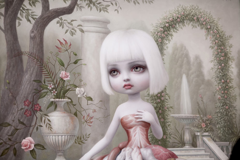 "Opening: Mark Ryden ""The Gay 90s: West"" @ Kohn Gallery, LA: r-17.jpg"