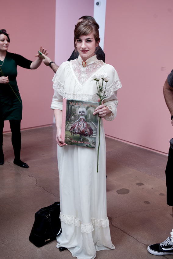 "Opening: Mark Ryden ""The Gay 90s: West"" @ Kohn Gallery, LA: r-29.jpg"