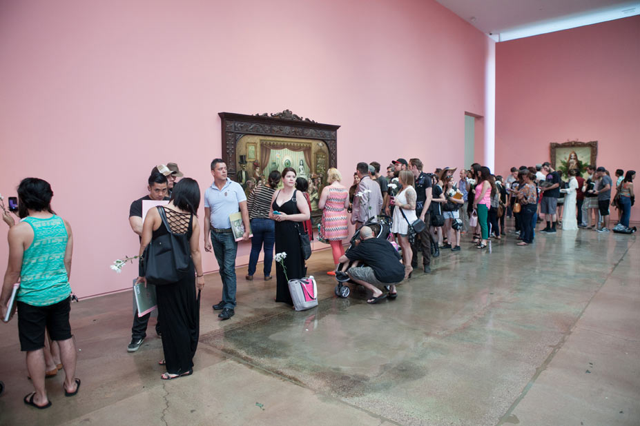 "Opening: Mark Ryden ""The Gay 90s: West"" @ Kohn Gallery, LA: r-51.jpg"