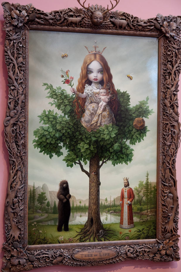 "Opening: Mark Ryden ""The Gay 90s: West"" @ Kohn Gallery, LA: r-63.jpg"