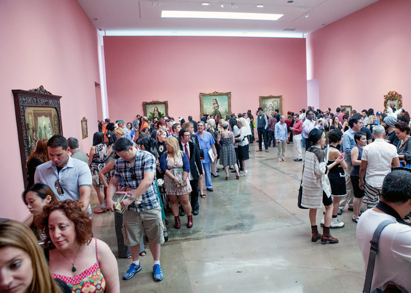 "Opening: Mark Ryden ""The Gay 90s: West"" @ Kohn Gallery, LA: r-76.jpg"