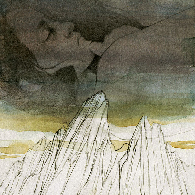 Pencil and Watercolor Works from Elia Fernández: thounsand winds.jpg