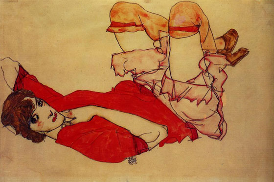 Egon Schiele's Twisted Figures: 2.jpg