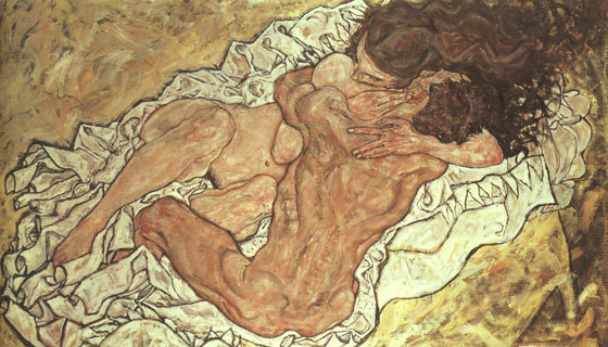 Egon Schiele's Twisted Figures: 3.jpg