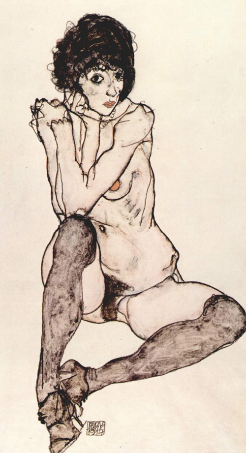 Egon Schiele's Twisted Figures: leopold-museum-pays---million-for-a-work-of-egon-schiele-.jpg