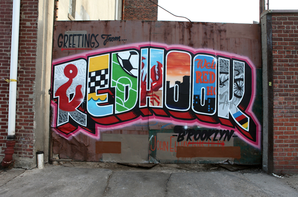 Greeting from Redhook Brooklyn by Dceve: juxtapoz-redhook3.png