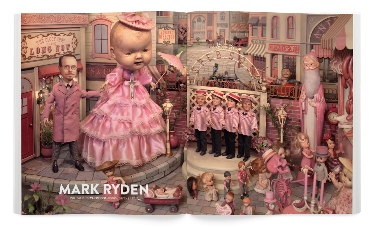 On Sale Now: June 2014 Featuring Mark Ryden And More: C-JX0714-Preview.jpg