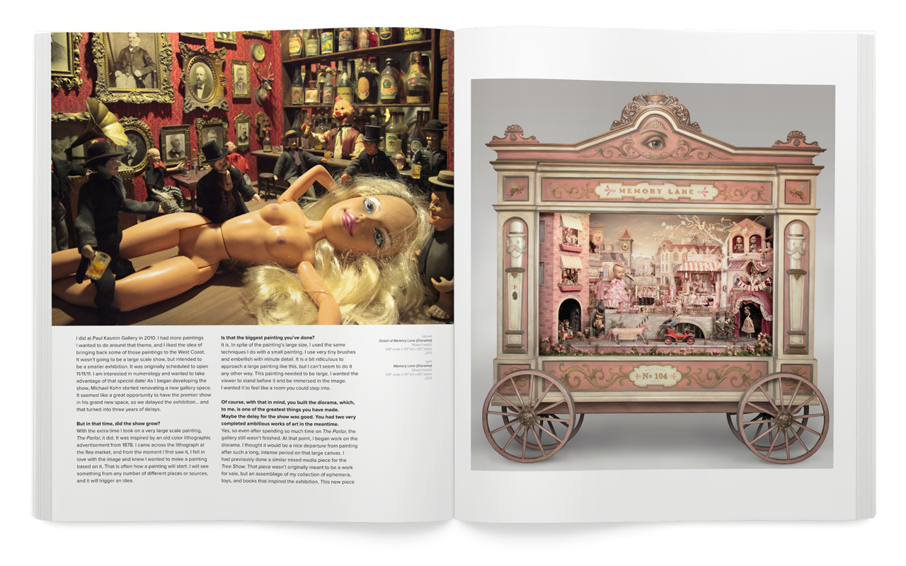 On Sale Now: June 2014 Featuring Mark Ryden And More: D-JX0714-Preview.jpg