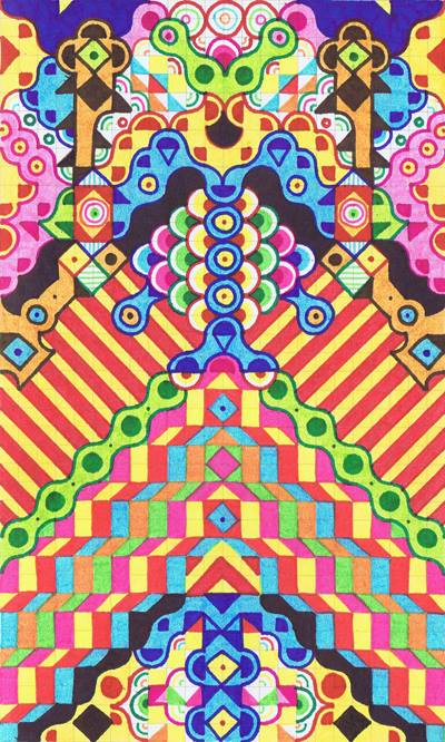 The Psychedelic Designs of Arnaud Loumeau: 1513796_10201978015725827_1575954515_n.jpg