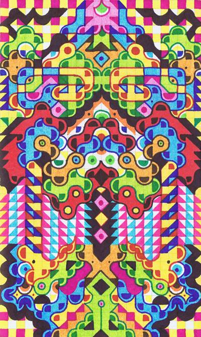 The Psychedelic Designs of Arnaud Loumeau: 1743555_10202218001925332_1894869320_n.jpg