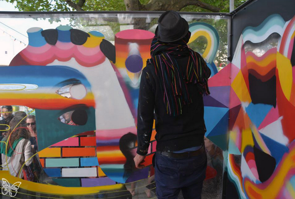Remed & Okuda @ Festival of Spain, London: Screen shot 2014-05-05 at 7.44.33 PM.png
