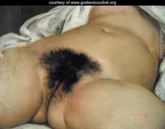 Gustave Courbet's Classical Erotica: The-origin-of-the-world.jpg