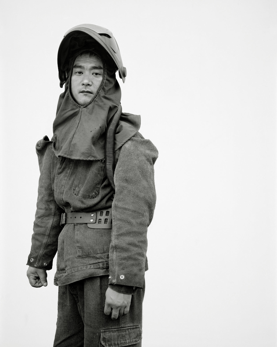 The coal mining and migrant workers of China by Song Chao: juxtapoz-song-chao-2.jpg