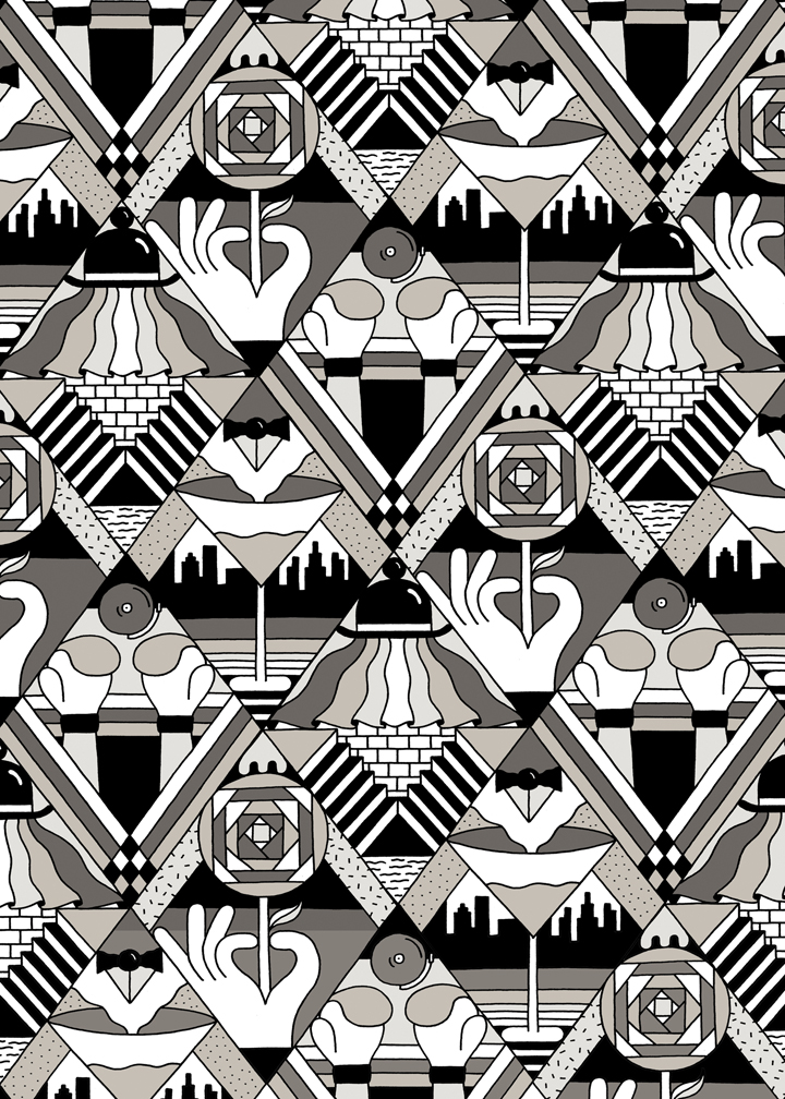 Illustrated Patterns from GBH: citylights.jpg