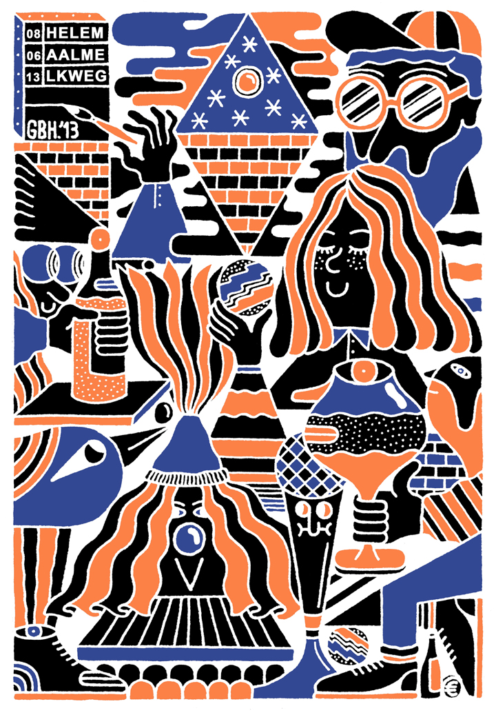 Illustrated Patterns from GBH: melkweg_02.jpg