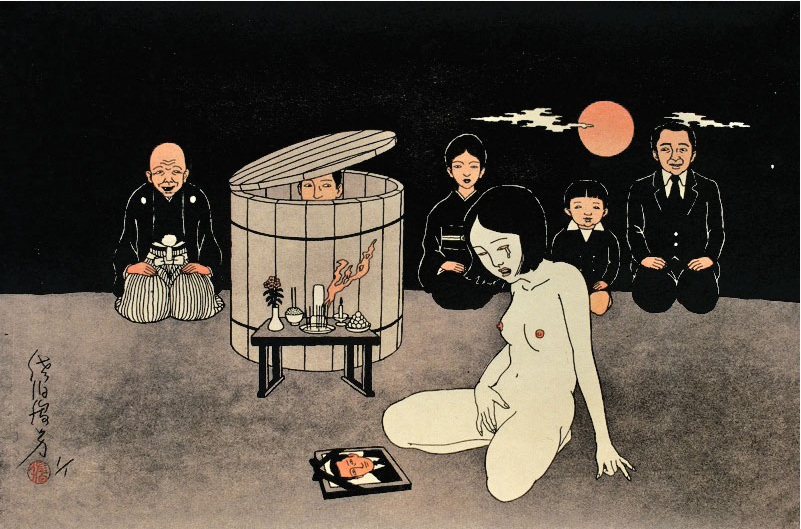 Toshio Saeki @ Narwhal Projects, Toronto: Screen shot 2014-05-08 at 1.30.38 PM.png