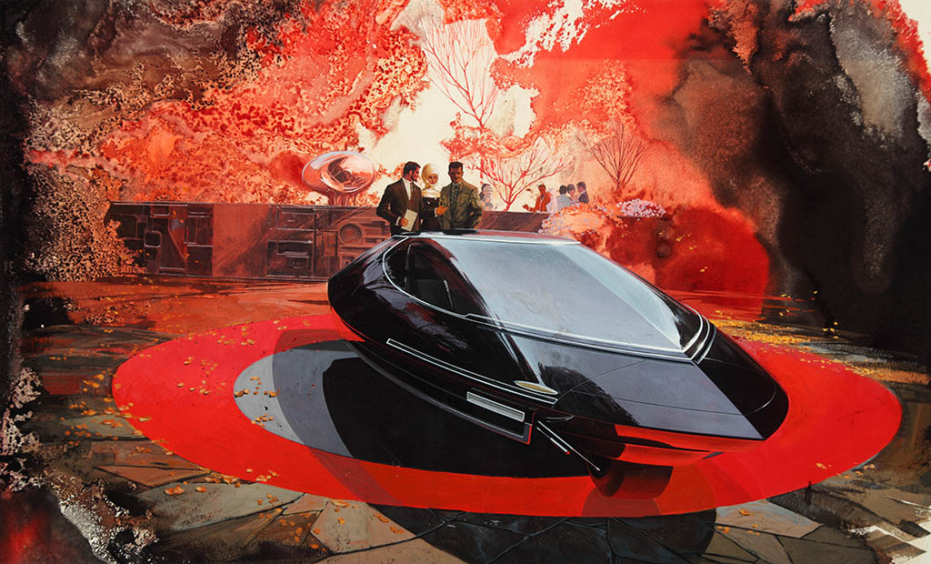 We Dream of Cars That Will Fly and Float: JuxtapozFutureCars26.jpg
