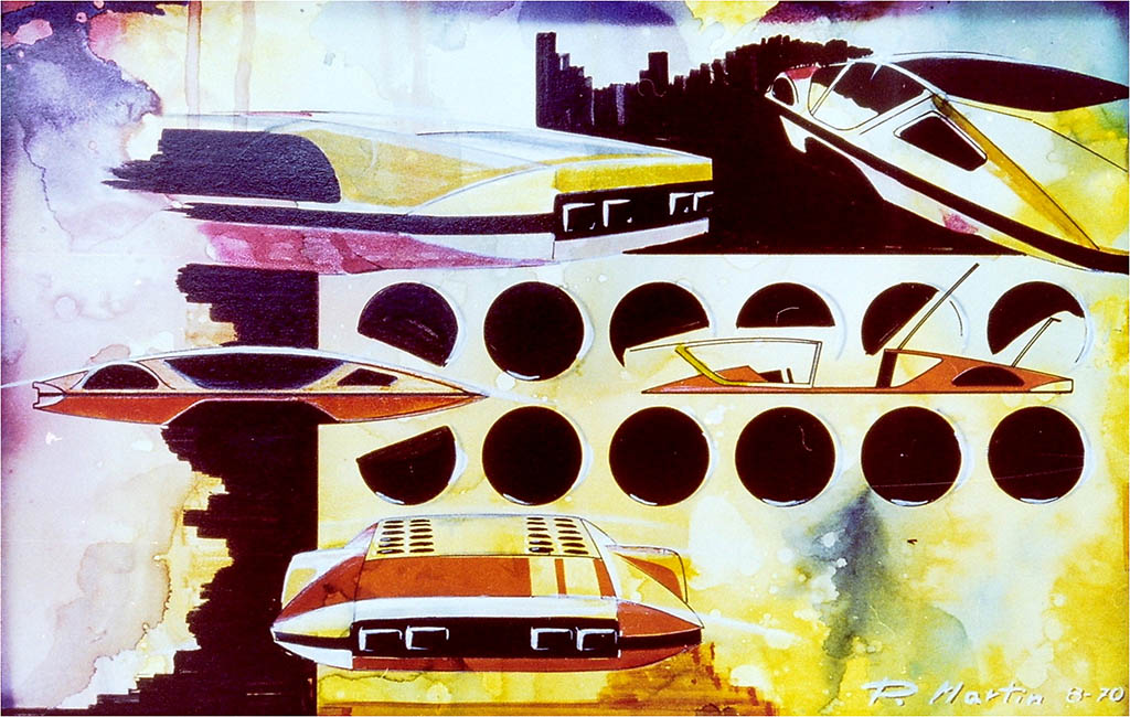 We Dream of Cars That Will Fly and Float: JuxtapozFutureCars27.jpg