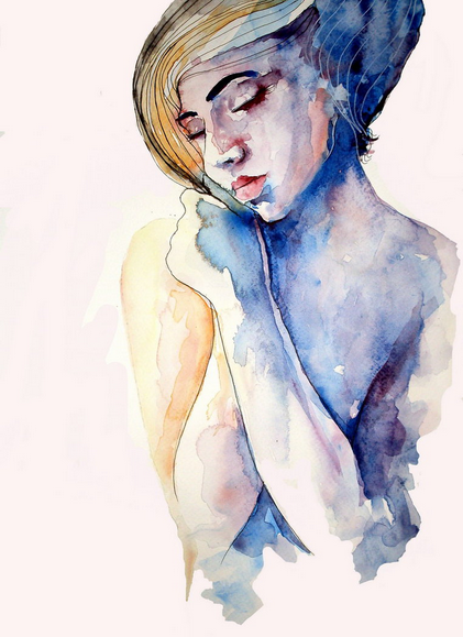 Watercolor Works from Vajda Tamas: Screen shot 2014-05-12 at 11.07.46 AM.png