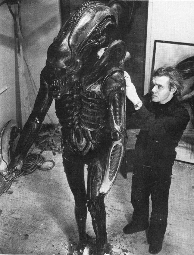 RIP The Great H.R. Giger (1940-2014): Juxtapoz-HRIPGIGER000.jpg