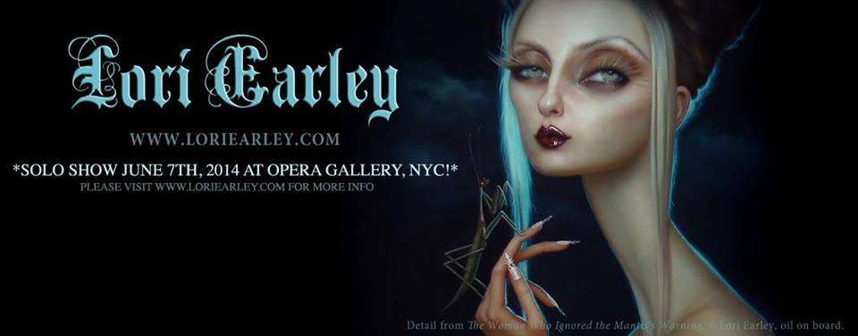 "Lori Earley ""THE DEVIL'S PANTOMIME"" @ Opera Gallery, NYC: 1098452_10152332730120030_1268585355_n.jpg"